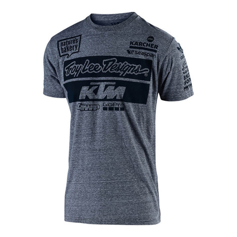Troy Lee Designs Boy's Youth 2019 TLD Team Graphic T-Shirt
