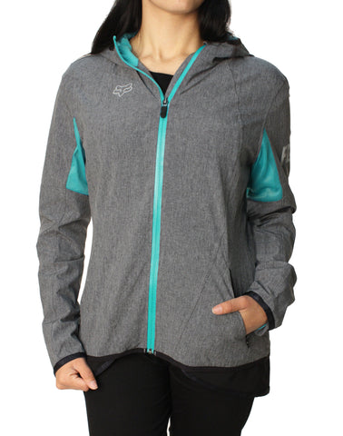 Fox Racing Women's Active Vanish Full Zip Jacket
