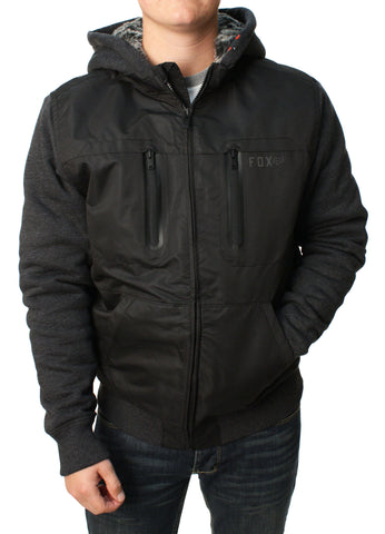 Fox Racing Men's Marauder Sasquatch Full Zip Fleece Jacket