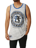 American Fighter Men's Linfield Marble Tank Top