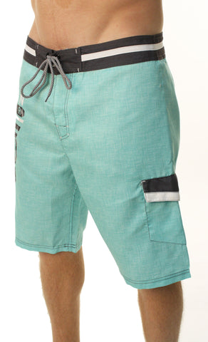 American Fighter Men's Crossroads Camo Boardshorts