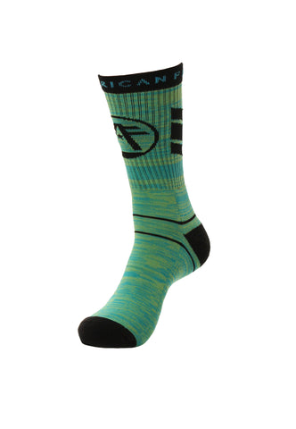 American Fighter Men's Santa Ana Crew Socks