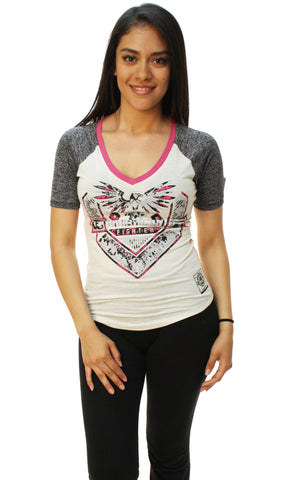 American Fighter Women's Augusta Graphic T-Shirt