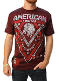 American Fighter Men's Mississippi Artisan Graphic T-Shirt