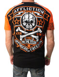 Affliction Men's Defenders Realtree Graphic T-Shirt