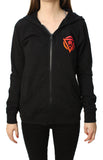 American Fighter Women's New Mexico Full Zip Hoodie