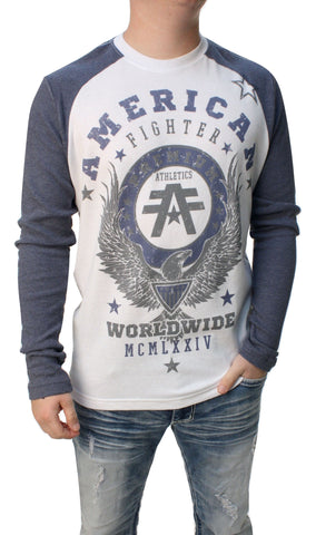American Fighter Men's Drexel Thermal Shirt