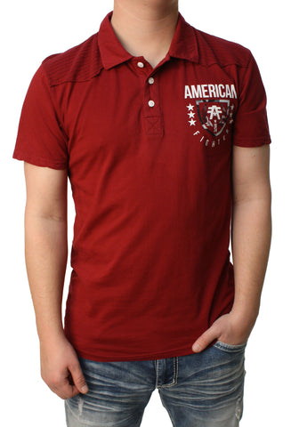 American Fighter Men's Lander Polo Shirt