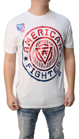 American Fighter Men's Northbridge Linear Graphic T-Shirt