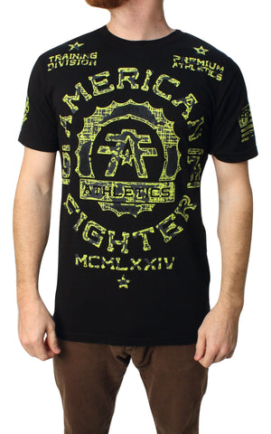 American Fighter Men's Maryland Graphic T-Shirt