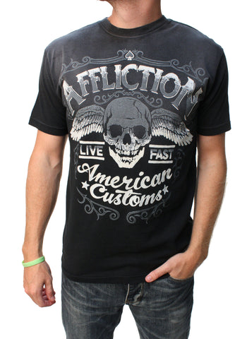 Affliction Men's Checkpoint Graphic T-Shirt