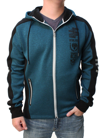 American Fighter Men's Spotlight Zip Up Hoodie