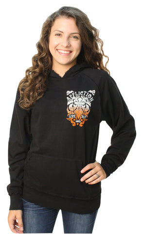 Affliction Women's Truth And Consequence Hoodie