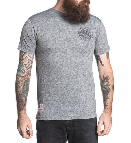 Affliction Men's Brave Freedom Graphic T-Shirt