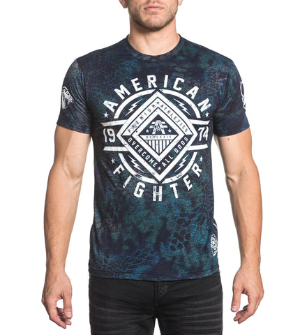 American Fighter Men's Birchwood Graphic T-Shirt