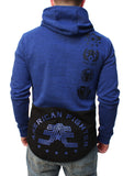 American Fighter Men's Gravity Games Pullover Hoodie