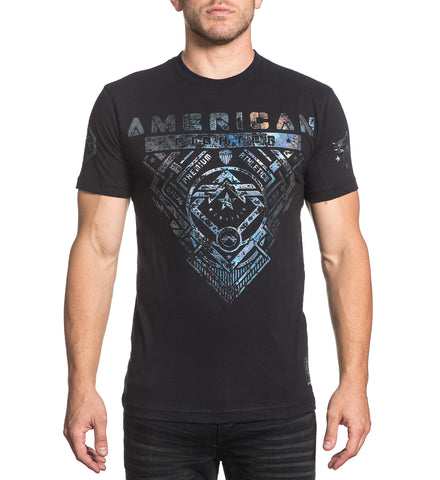 American Fighter Men's Idlewild Graphic T-Shirt