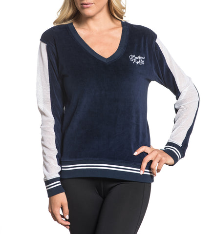 American Fighter Women's Cove Pullover Sweater