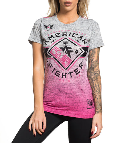 American Fighter Women's Ventura Graphic T-Shirt