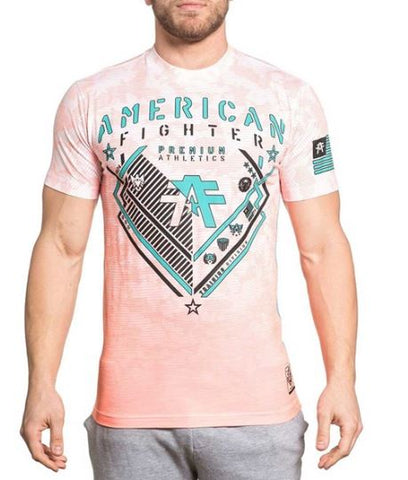 American Fighter Men's Euclid Graphic T-Shirt