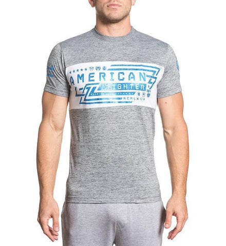American Fighter Men's Rutledge Panel Graphic T-Shirt