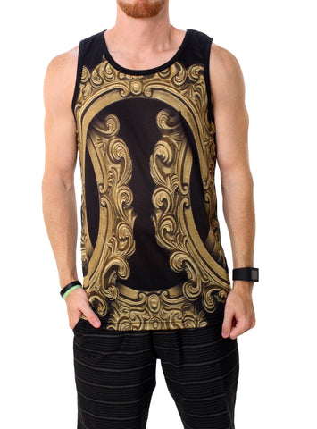 Famous Stars And Straps Men's Framed Up Sub Tank