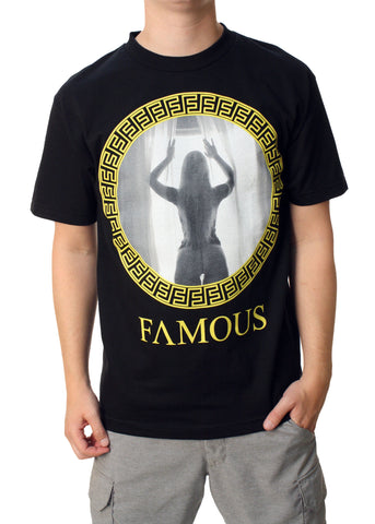 Famous Stars And Straps Men's Bae Lux Short Sleeve Graphic T-Shirt