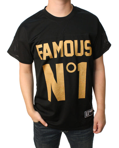 Famous Stars And Straps Men's First String Mesh Jersey