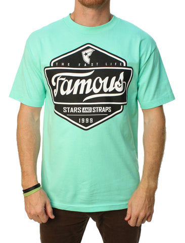 Famous Stars And Straps Men's Top Choice Graphic T-Shirt