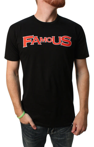 Famous Stars & Straps Men's Blunt Reality Graphic T-Shirt