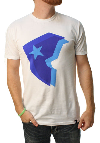 Famous Stars & Straps Men's Listed Graphic T-Shirt
