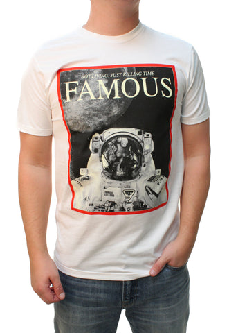 Famous Stars And Straps Men's Killing Time Graphic T-Shirt