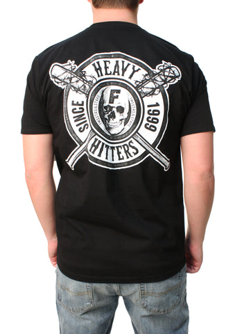 Famous Stars And Straps Men's Heavy Hitters Graphic T-Shirt