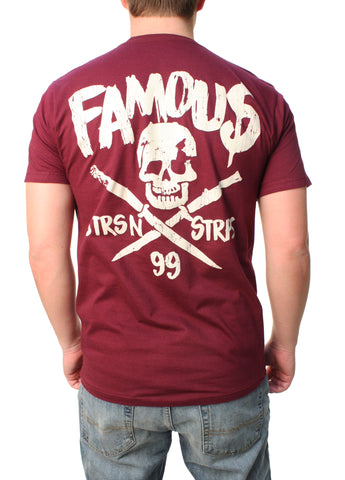 Famous Stars And Straps Men's Stick It Graphic T-Shirt