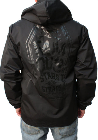 Famous Stars And Straps Men's Underworld Coaches Jacket