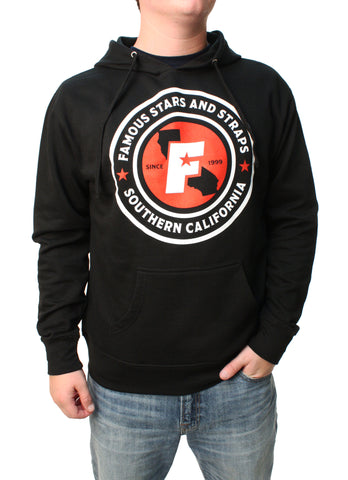Famous Stars And Straps Men's FMS Local Pullover Hoodie
