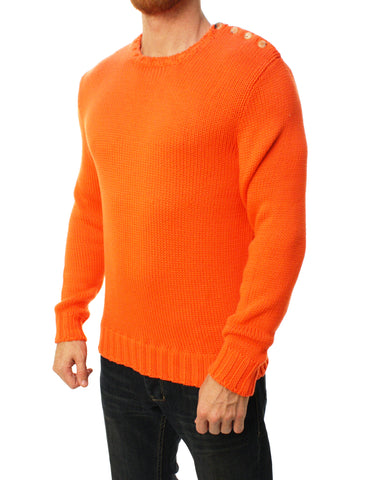 Ralph Lauren Purple Label Men's Knit Pullover Sweater