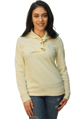 Lauren By Ralph Lauren Women's Pullover Shawl Collar Sweater