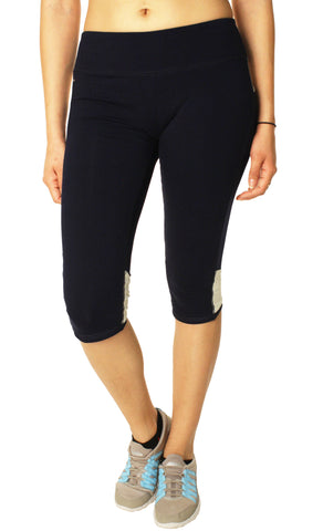 Lauren Active By Ralph Lauren Women's Tight Capris