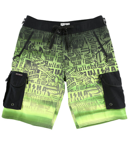Metal Mulisha Men's Ignite D-Lush Boardshorts