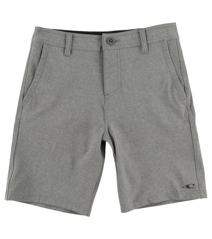 O'Neill Boy's Loaded Heather Hybrid Boardshorts