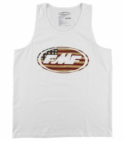 FMF Racing Men's America The Great Tank Top
