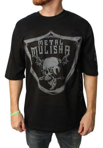 Metal Mulisha Men's MM Nation Jersey