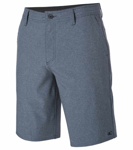 O'Neill Men's Loaded Heather Hybrid Boardshorts