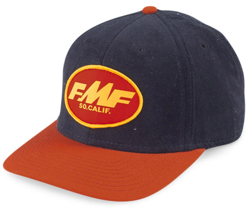 FMF Racing Men's Vital Snapback Hat