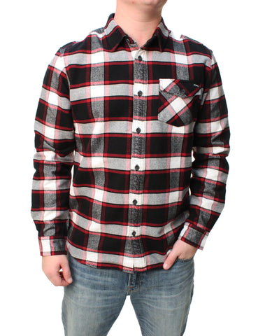 O'Neill Men's Theodore Woolrich Button Down Flannel