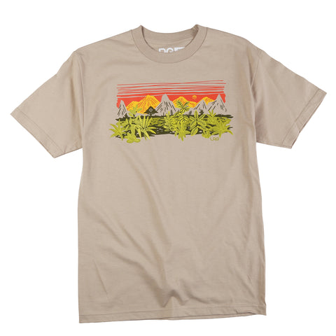 LRG Men's Motherland Woods Graphic T-Shirt
