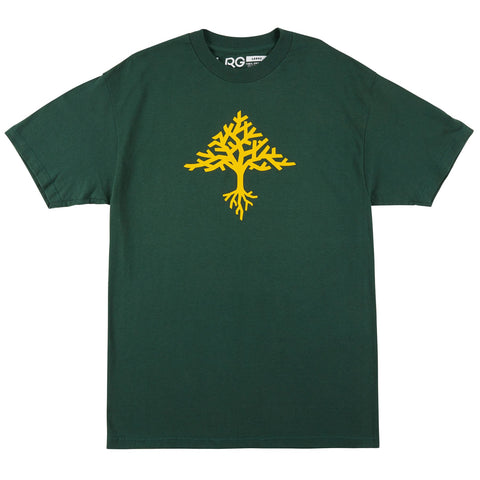 LRG Men's Nature Tree Graphic T-Shirt