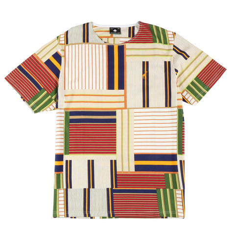 LRG Men's Zulu Knit Graphic T-Shirt