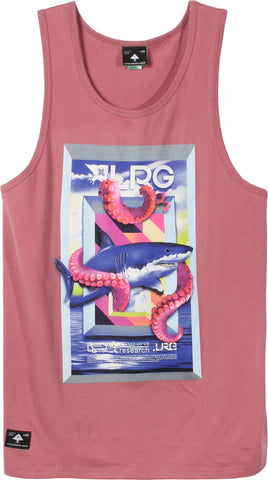 LRG Men's Safe Waters Tank Top